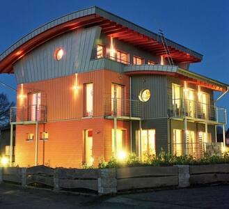 Ferienwohnung im Architektenhaus