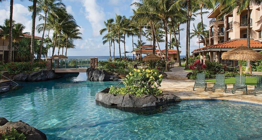 Luxury Mariott Condo on Poipu Beach - Koloa - Lägenhet
