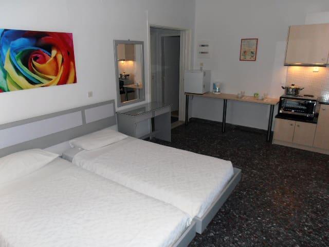 Dafne Apartments Studios - Rodos - Condomínio