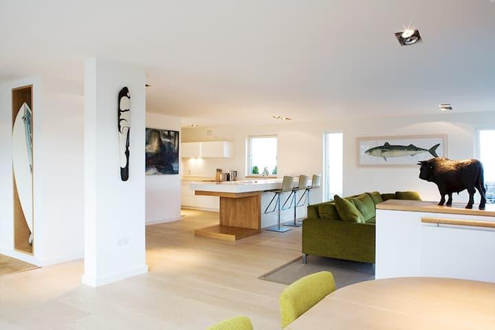 Award Winning Designed Home with Ocean views