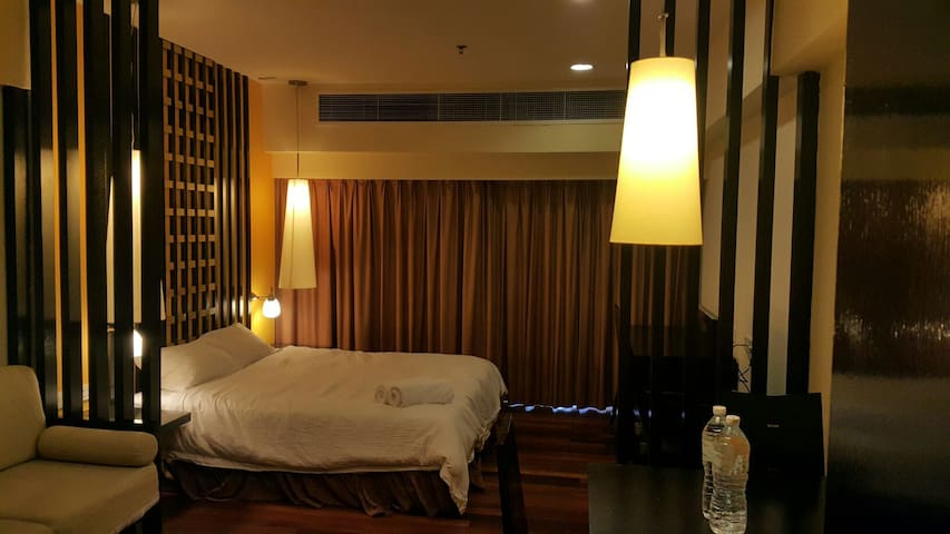 luxury studio(WIFI)@Sunway pyramid - Petaling Jaya - Appartement