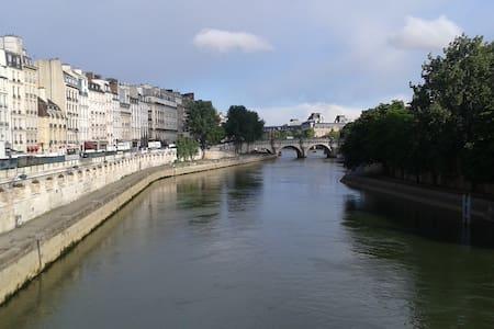 Notre-Dame, Saint-Germain-des-Prés