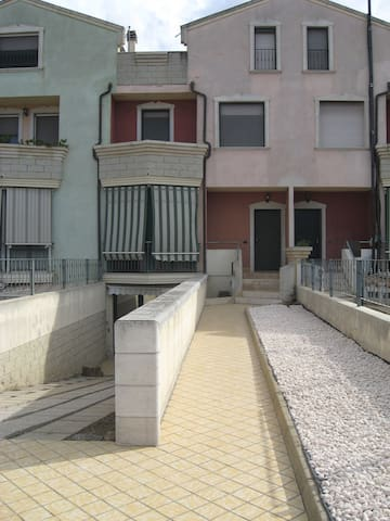 Casa vacanza sud Sardegna - Quartucciu - Vila