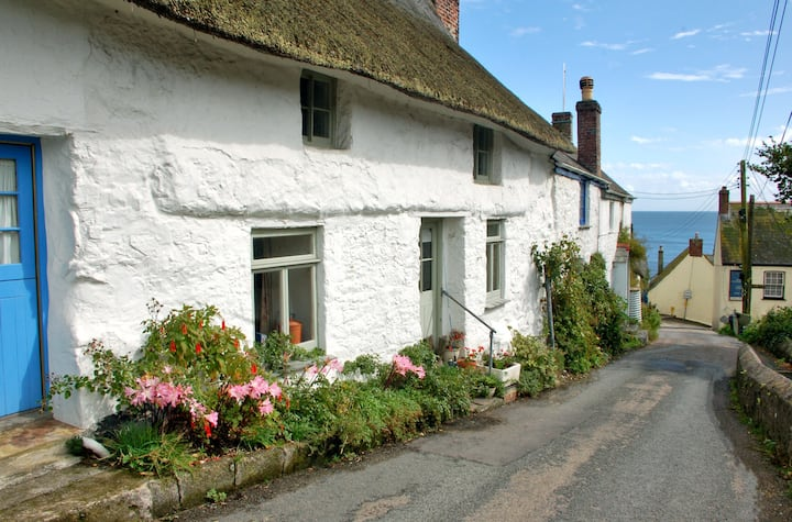 The Cot, idyllic thatched cottage