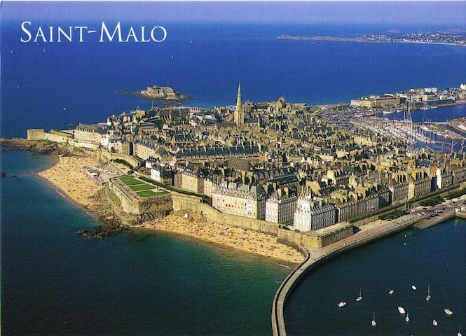 vue Saint-Malo