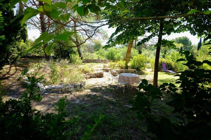 Gîte en Provence - Velleron - Hus