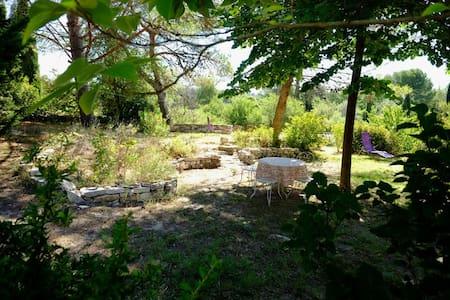 Gîte en Provence - Velleron - Rumah