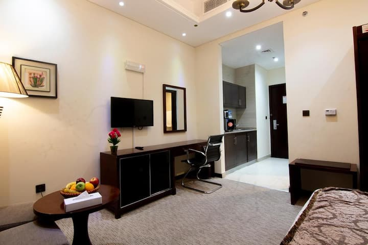 Studio with better living service