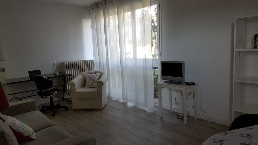 A cosy and lightful stop in Limoges - Limoges - Apartamento