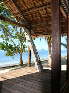 Private native beach Bungalow - Bungalow