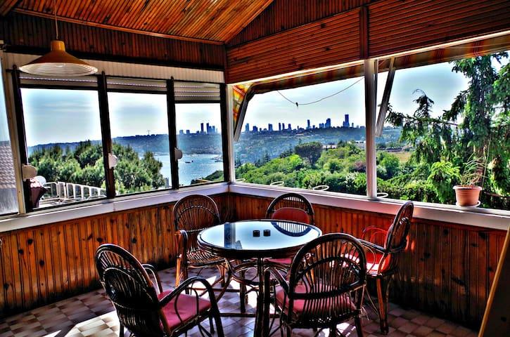 Orient Express☆☆☆ Bridge&Sea View! - Beykoz - Villa