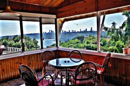 Orient Express☆☆☆ Bridge&Sea View! - Beykoz