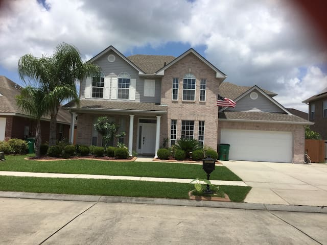Sweet home near New Orleans - Marrero - Huis