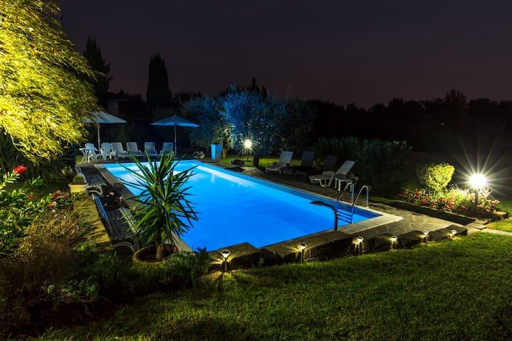 Villa Miriam Affitti Settimana - Soiano - Villa