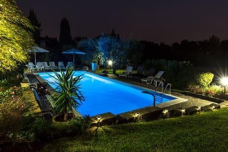 Villa Miriam Affitti Settimana - Soiano - Casa de camp