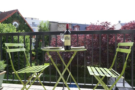 Cosy apartment near Versailles - Garches - Huoneisto