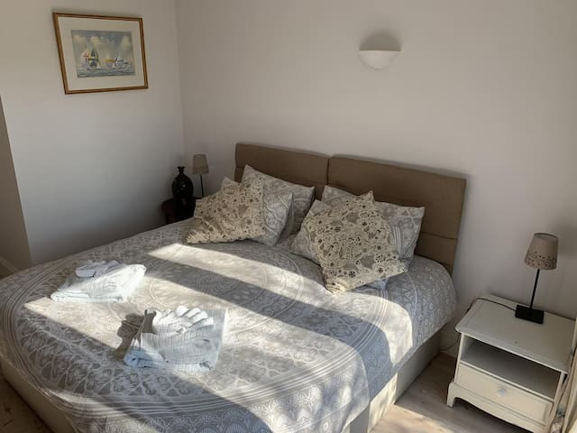 Central to Bembridge bed and breakfast - Room 3