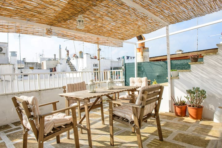 Charming typical house with cozy rooftop terraces - Ostuni - Dům
