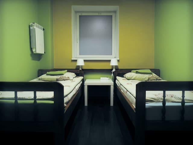 2-х местный раздельный номер - Москва - Bed & Breakfast