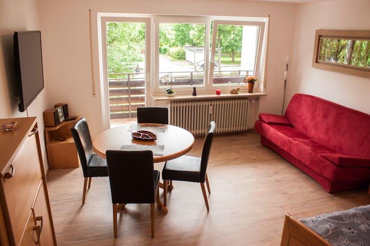 Appartement zum Wohlfühlen II - Prien - Apartment
