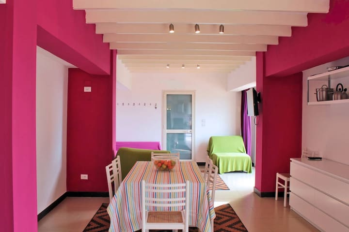 Delicious 3-rooms attic apartment! - Porticato - Apartment