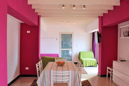 Delicious 3-rooms attic apartment! - Porticato