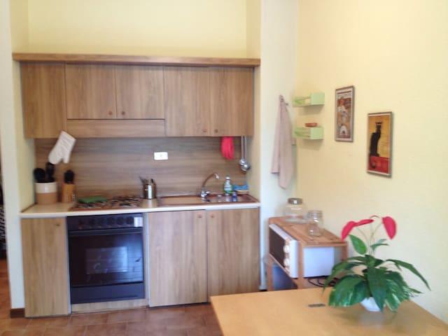 Accogliente monolocale - Lurisia Terme - Apartament