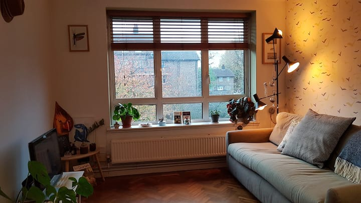 Nice & Comfy Chiswick flat, 1 min from the Thames