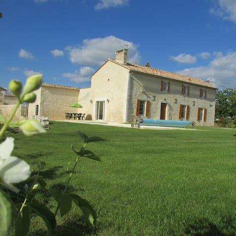 Maison de campagne - Riocaud - Casa