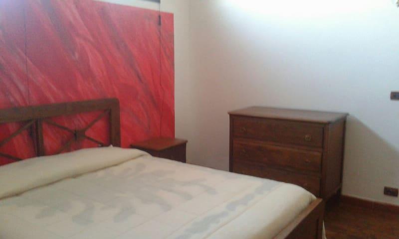 Camera da letto e  bagno privati. - Bastia