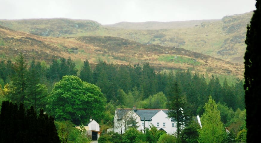Eco farm holidays - apartment 3 - Glenties - Maison