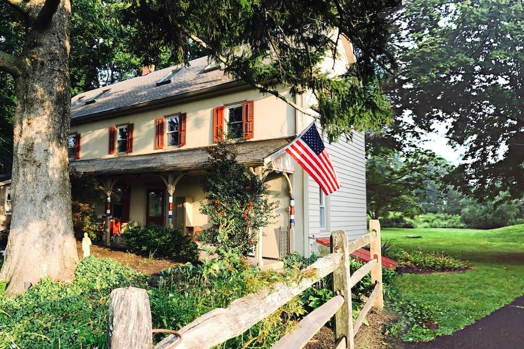 1754 Farmhouse