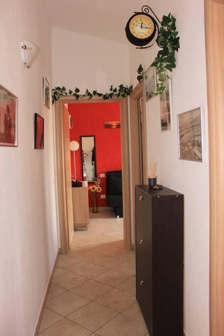 Corridoio, the corridor