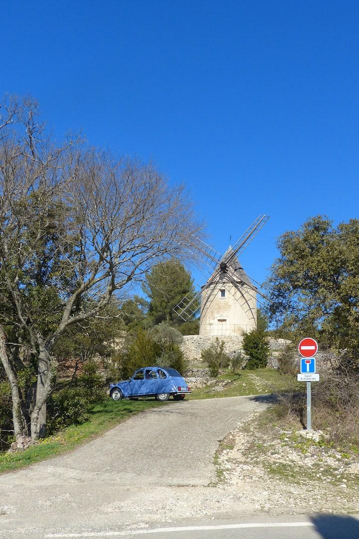 Un Moulin de Provence