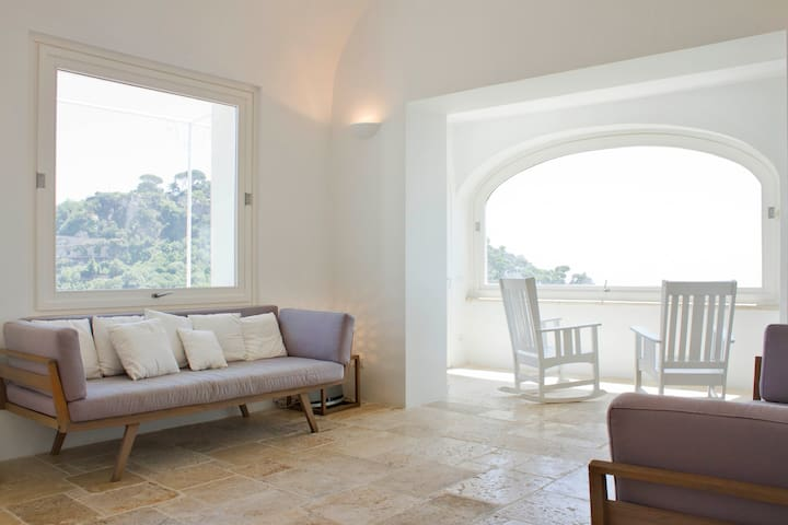 Wonderful panoramic House Capaianca - Capri - Hus