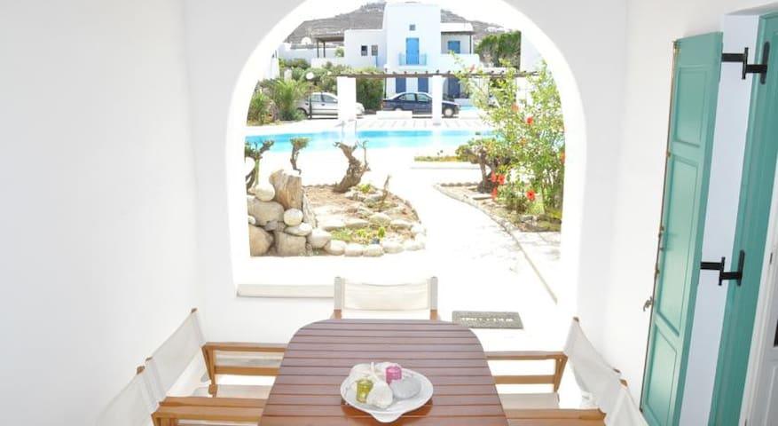 Diles Mykonos - Agios Ioannis Diakoftis - Apartament