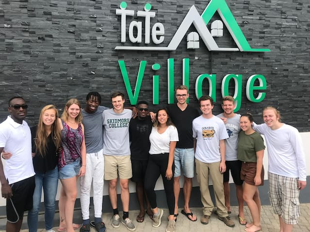 TaTe Village BnB (Suite 1)