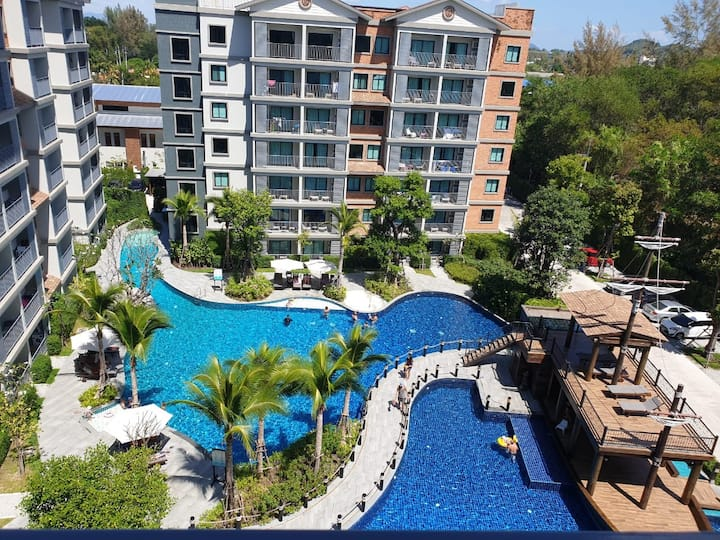 Title4A best family vacantion with  comfort phuket