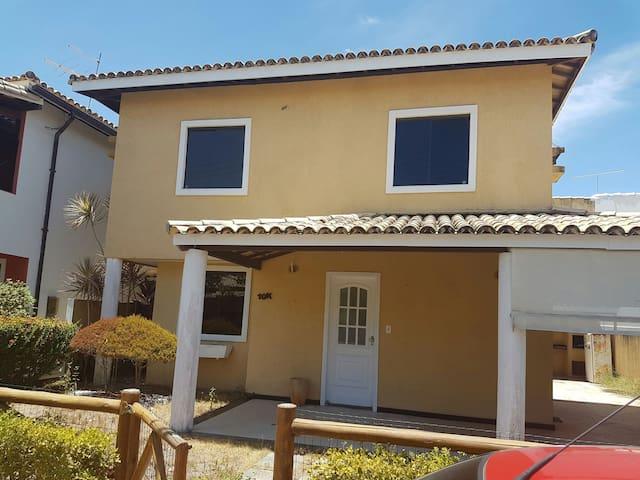 Casa Duplex praia de Buraquinho - Salvador - lauro de freitas  - Huis
