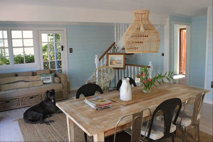 Light, airy and pet-friendly