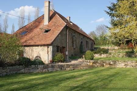 17th century Farmhouse - Cressy-sur-Somme - บ้าน