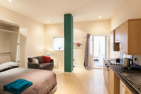 Cosy studio right in the heart of the city. - Bristol