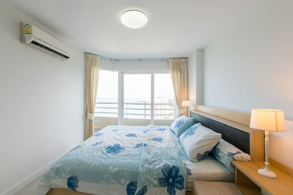 aircon in each bedroom