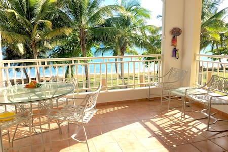 Elegant and peaceful beachfront apt - Añasco - Apartment
