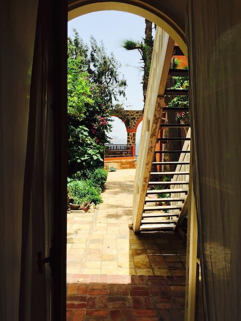 Gorée - Chambre & vue sur mer