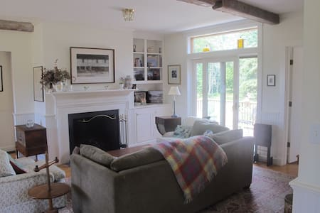 Peaceful Island Getaway In  Maine - Islesboro - Apartment