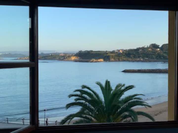 Apartamento con vistas al Mar en Luanco VUT2258AS