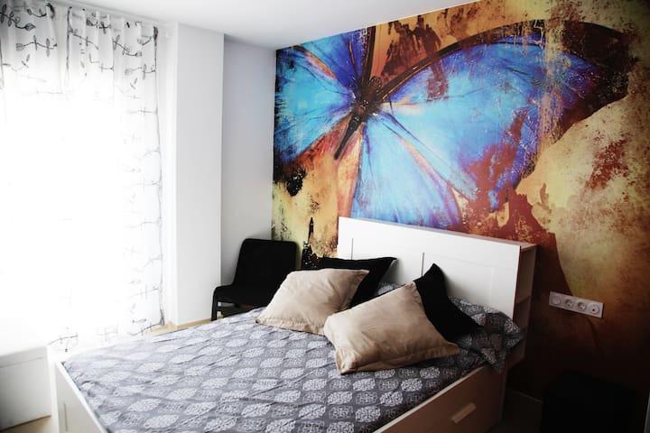 Apartamento 45 m2 Zona Tranquila - Dos Hermanas - Appartement