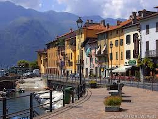 Domaso lago Como-Minimum booking 4d - Domaso - Lägenhet
