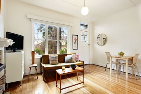 Beautiful light filled apartment - Prahran - อพาร์ทเมนท์